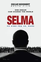 Selma - Norwegian Movie Poster (xs thumbnail)