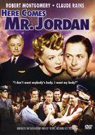 Here Comes Mr. Jordan - DVD movie cover (xs thumbnail)