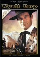"""""""The Life and Legend of Wyatt Earp"""" - DVD movie cover (xs thumbnail)"""