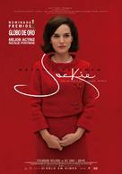 Jackie - Argentinian Movie Poster (xs thumbnail)