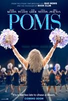 Poms - Movie Poster (xs thumbnail)