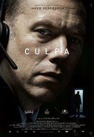 Den skyldige - Brazilian Movie Poster (xs thumbnail)