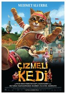 La véritable histoire du Chat Botté - Turkish Movie Poster (xs thumbnail)