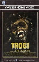 Trog - Finnish VHS movie cover (xs thumbnail)