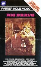 Rio Bravo - German Movie Cover (xs thumbnail)