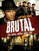 Brutal - Blu-Ray movie cover (xs thumbnail)