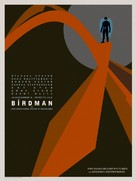 Birdman or (The Unexpected Virtue of Ignorance) - Movie Poster (xs thumbnail)