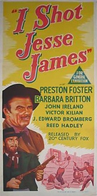 I Shot Jesse James - Australian Movie Poster (xs thumbnail)
