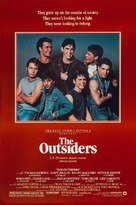The Outsiders - Movie Poster (xs thumbnail)