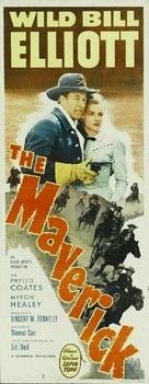 The Maverick - Movie Poster (xs thumbnail)