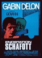 Deux hommes dans la ville - German Movie Poster (xs thumbnail)