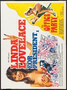 Linda Lovelace for President - Movie Poster (xs thumbnail)