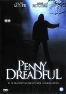 Penny Dreadful - Dutch DVD cover (xs thumbnail)
