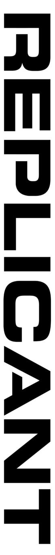 Replicant - German Logo (xs thumbnail)