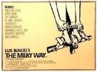 Voie lactée, La - British Movie Poster (xs thumbnail)