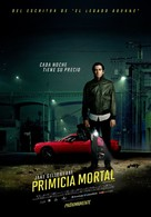 Nightcrawler - Mexican Movie Poster (xs thumbnail)