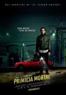 Nightcrawler - Mexican Movie Poster (xs thumbnail)