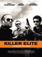 Killer Elite - French Movie Poster (xs thumbnail)