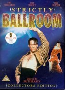 Strictly Ballroom - British Movie Cover (xs thumbnail)