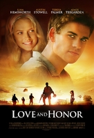 Love and Honor - Movie Poster (xs thumbnail)