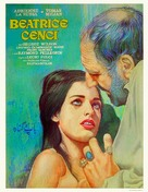 Beatrice Cenci - Italian Movie Poster (xs thumbnail)