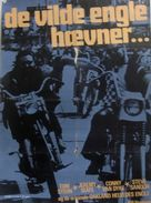 Hell's Angels '69 - Danish Movie Poster (xs thumbnail)