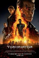 Terminator Genisys - Singaporean Movie Poster (xs thumbnail)