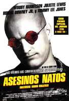 Natural Born Killers - Spanish Movie Poster (xs thumbnail)
