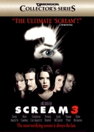 Scream 3 - DVD cover (xs thumbnail)