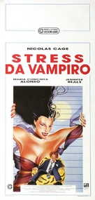 Vampire's Kiss - Italian Movie Poster (xs thumbnail)