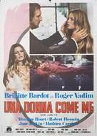 Don Juan ou Si Don Juan était une femme... - Italian Movie Poster (xs thumbnail)