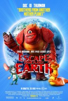 Escape from Planet Earth - Movie Poster (xs thumbnail)
