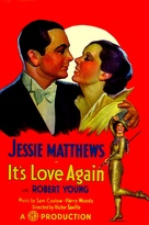 It's Love Again - Movie Poster (xs thumbnail)