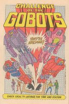 """""""Challenge of the GoBots"""" - Movie Poster (xs thumbnail)"""