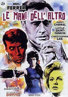 The Hands of Orlac - Italian DVD movie cover (xs thumbnail)