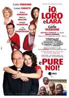 Io, loro e Lara - Italian Movie Poster (xs thumbnail)