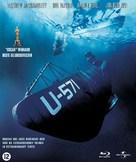 U-571 - Dutch Blu-Ray movie cover (xs thumbnail)