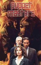 The Puppet Masters - DVD cover (xs thumbnail)