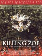 Killing Zoe - French DVD movie cover (xs thumbnail)