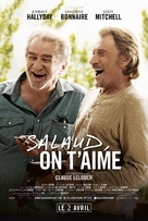 Salaud on t'aime - French Movie Poster (xs thumbnail)