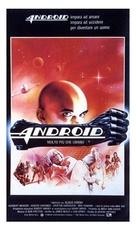 Android - Italian Movie Poster (xs thumbnail)