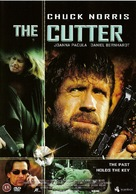The Cutter - Finnish Movie Cover (xs thumbnail)