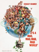 It's a Mad Mad Mad Mad World - poster (xs thumbnail)