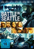 Battle in Seattle - German DVD cover (xs thumbnail)