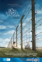 The Boy in the Striped Pyjamas - Australian Movie Poster (xs thumbnail)