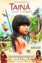 Tainá 3 - A Origem - Brazilian Movie Poster (xs thumbnail)