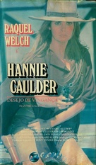 Hannie Caulder - Brazilian VHS cover (xs thumbnail)