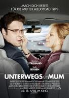 The Guilt Trip - German Movie Poster (xs thumbnail)