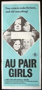 Au Pair Girls - Australian Movie Poster (xs thumbnail)