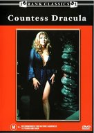 Countess Dracula - Australian Movie Cover (xs thumbnail)